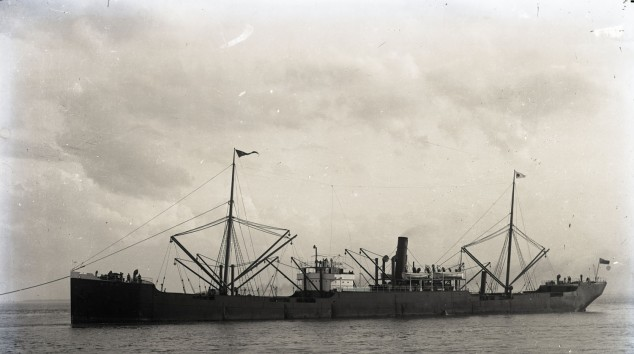 The SS Dido. (c) Hull Museums.